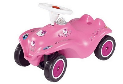BIG NEW BOBBY CAR Hello Kitty Art.Nr. 800056190